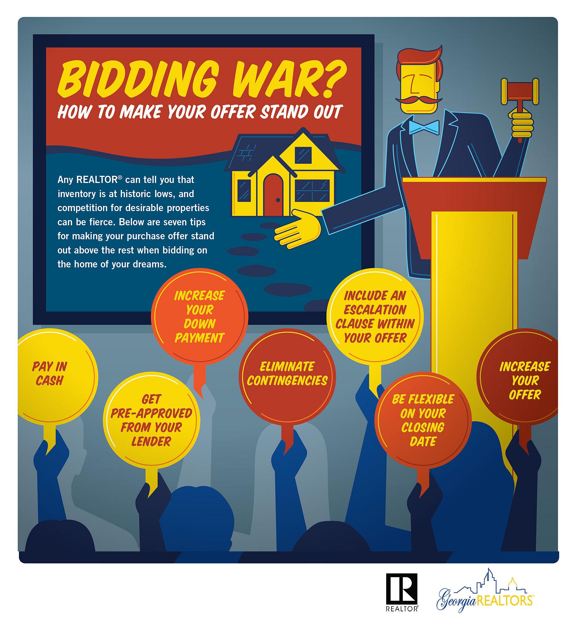 Bidding War?